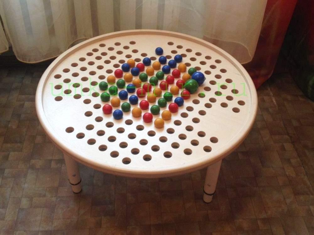 <br>Дидактический стол «Мозаика»</br> От 6250 руб
