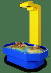 Песочница Алмаз