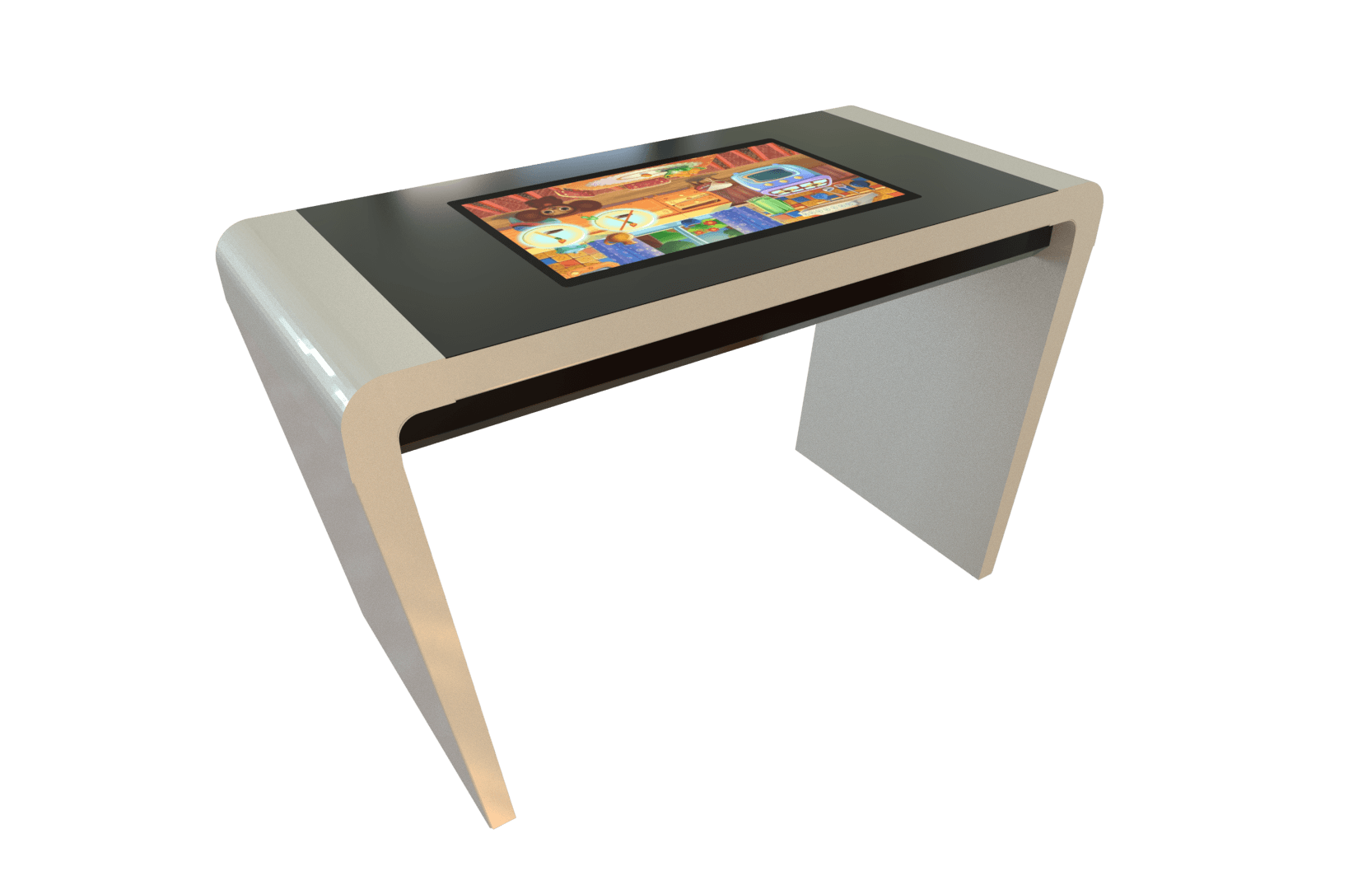 Детский сенсорный стол UTSKids 24 slim
