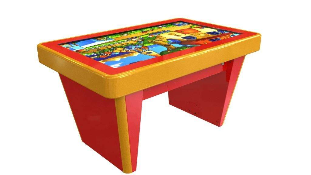 Детский сенсорный стол UTSKids 32
