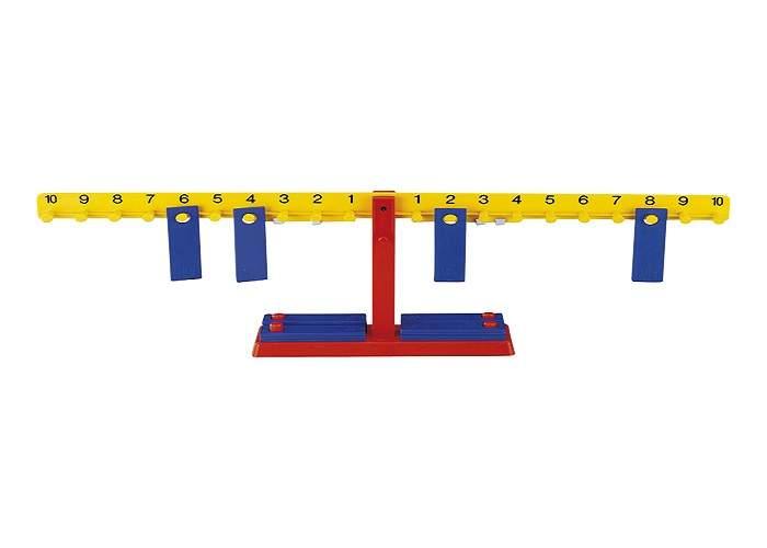 Математические весы