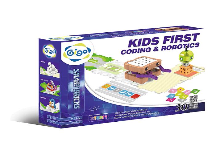 Робототехника для малышей