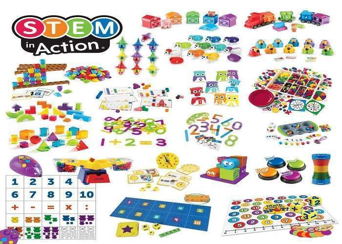 Игровой комплект «Математические лабиринты. 3-7 лет» (для группы)