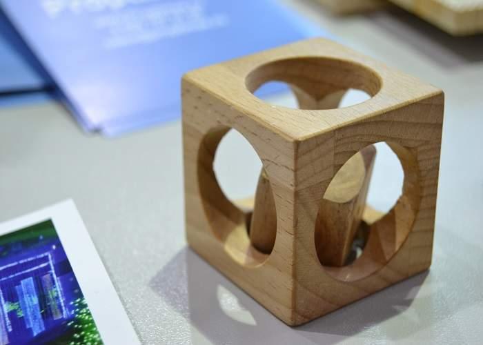 Кубик в кубике (массив)